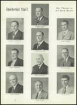 1951 Memorial High School Yearbook Page 36 & 37