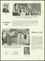 1951 Memorial High School Yearbook Page 40 & 41