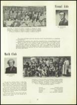 1951 Memorial High School Yearbook Page 42 & 43