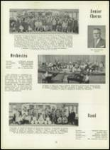 1951 Memorial High School Yearbook Page 44 & 45