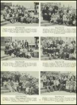 1951 Memorial High School Yearbook Page 46 & 47