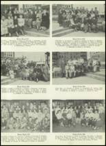 1951 Memorial High School Yearbook Page 48 & 49