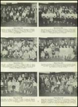 1951 Memorial High School Yearbook Page 50 & 51