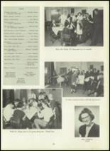 1951 Memorial High School Yearbook Page 56 & 57