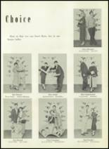1951 Memorial High School Yearbook Page 62 & 63