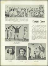 1951 Memorial High School Yearbook Page 64 & 65