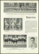 1951 Memorial High School Yearbook Page 68 & 69