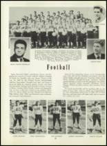 1951 Memorial High School Yearbook Page 70 & 71