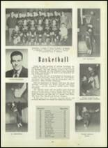 1951 Memorial High School Yearbook Page 72 & 73