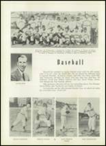 1951 Memorial High School Yearbook Page 74 & 75