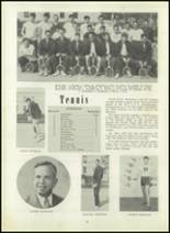 1951 Memorial High School Yearbook Page 76 & 77