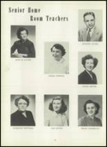 1951 Memorial High School Yearbook Page 78 & 79