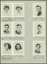 1951 Memorial High School Yearbook Page 86 & 87