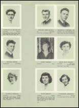 1951 Memorial High School Yearbook Page 88 & 89