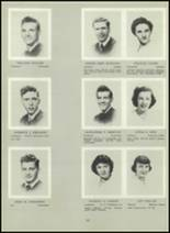 1951 Memorial High School Yearbook Page 90 & 91