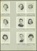 1951 Memorial High School Yearbook Page 92 & 93