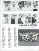 1982 Kishacoquillas High School Yearbook Page 50 & 51