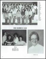 1982 Kishacoquillas High School Yearbook Page 56 & 57