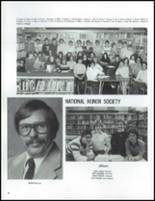1982 Kishacoquillas High School Yearbook Page 70 & 71
