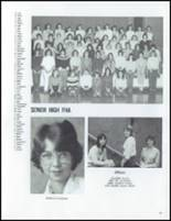 1982 Kishacoquillas High School Yearbook Page 72 & 73