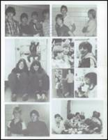 1982 Kishacoquillas High School Yearbook Page 108 & 109