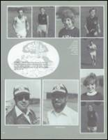 1982 Kishacoquillas High School Yearbook Page 128 & 129