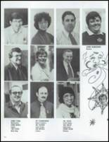 1982 Kishacoquillas High School Yearbook Page 154 & 155