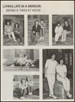 1986 Nicholas High School Yearbook Page 10 & 11