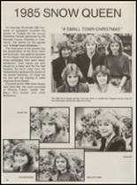 1986 Nicholas High School Yearbook Page 18 & 19