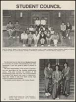 1986 Nicholas High School Yearbook Page 42 & 43