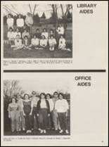 1986 Nicholas High School Yearbook Page 44 & 45