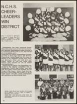 1986 Nicholas High School Yearbook Page 54 & 55