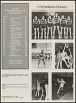 1986 Nicholas High School Yearbook Page 56 & 57