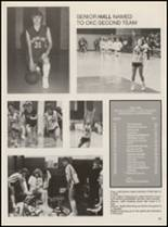 1986 Nicholas High School Yearbook Page 58 & 59