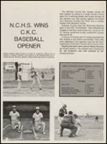 1986 Nicholas High School Yearbook Page 62 & 63