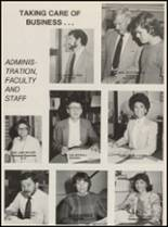 1986 Nicholas High School Yearbook Page 66 & 67