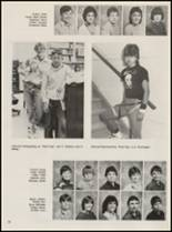 1986 Nicholas High School Yearbook Page 74 & 75