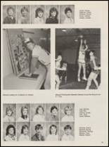 1986 Nicholas High School Yearbook Page 82 & 83