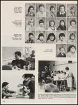 1986 Nicholas High School Yearbook Page 92 & 93