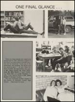 1986 Nicholas High School Yearbook Page 132 & 133