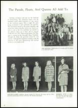1968 Delphi Community High School Yearbook Page 10 & 11