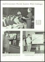 1968 Delphi Community High School Yearbook Page 20 & 21