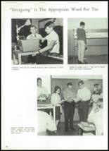 1968 Delphi Community High School Yearbook Page 22 & 23