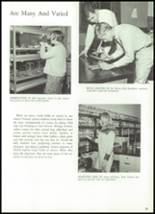 1968 Delphi Community High School Yearbook Page 24 & 25