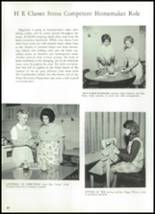1968 Delphi Community High School Yearbook Page 32 & 33