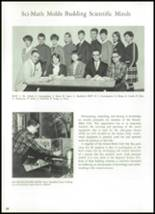 1968 Delphi Community High School Yearbook Page 42 & 43