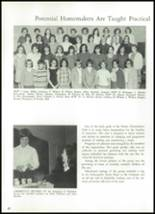 1968 Delphi Community High School Yearbook Page 46 & 47