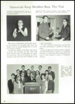 1968 Delphi Community High School Yearbook Page 56 & 57
