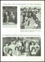 1968 Delphi Community High School Yearbook Page 58 & 59