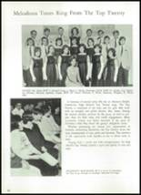 1968 Delphi Community High School Yearbook Page 70 & 71